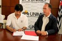 Unimep firma parceria com Associação Piracicabana de Taekwondo