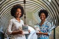 Unimepianas lançam livros sobre o Quilombo Ivaporunduva