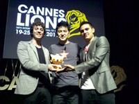 Unimepiano de PP é premiado no Festival de Cannes