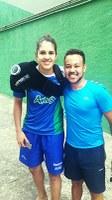 Unimepiano organiza jogo beneficente com estrelas do vôlei feminino