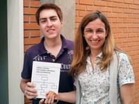 Unimepianos são aceitos para mestrado na Unicamp