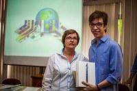 Universitário ganha Ipad em concurso para imagem da Mostra Acadêmica