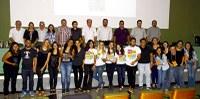 Vencedores do Projex 2015 de PP recebem Moção de Aplauso
