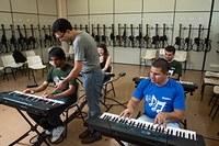 Workshop de música está com inscrições abertas