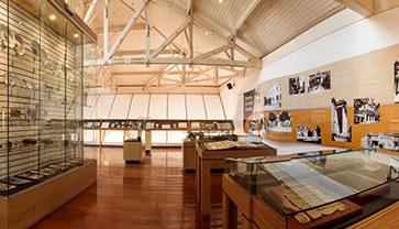 Espaço de cultura, memória e história, o Centro Cultural Martha Watts dispõe de visitas monitoras e gratuitas